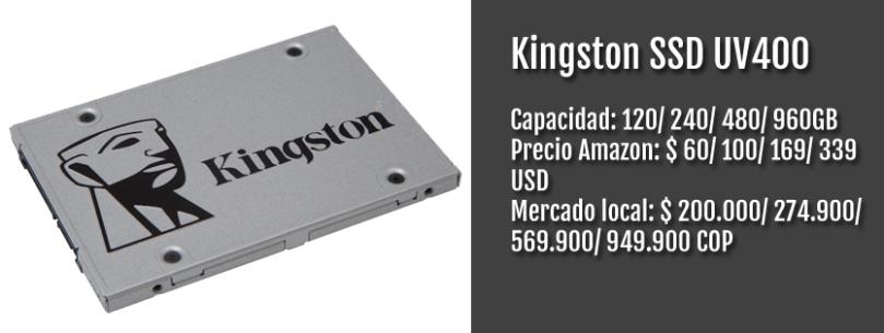 Kingston SSD UV400_aNDRENOOB