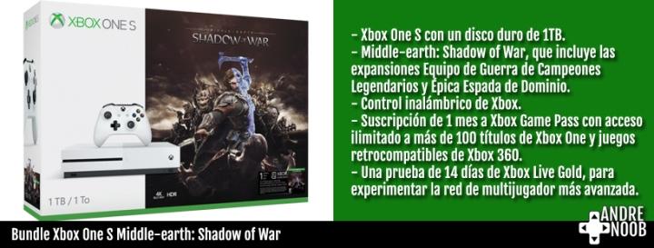shadow of war bundle