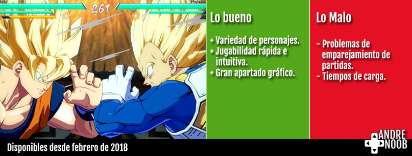 Hands on barra final_dbzfighters
