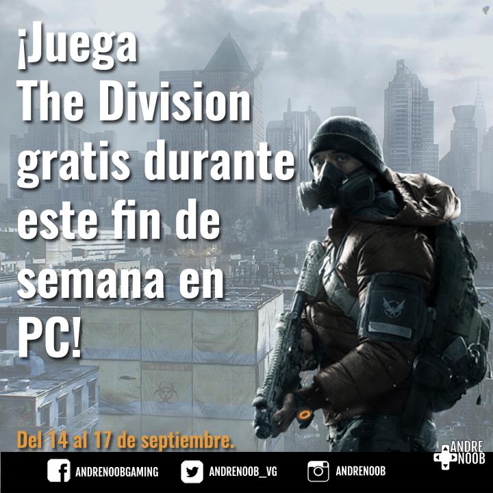 the division gratis fin de semana