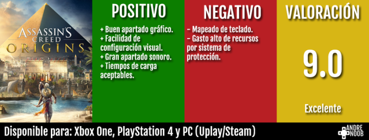 calificación aco pc