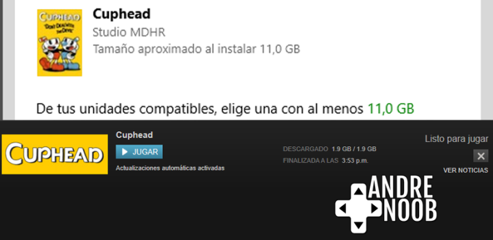 comparaiva steam xbox