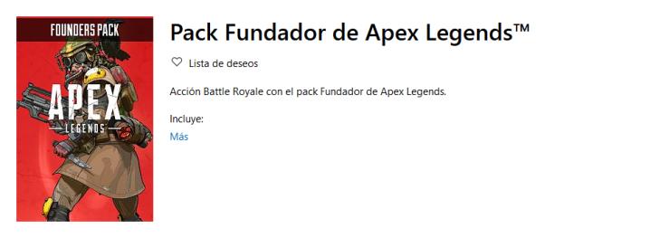 Screenshot_2019-03-01 Comprar Pack Fundador de Apex Legends™ Microsoft Store es-CO