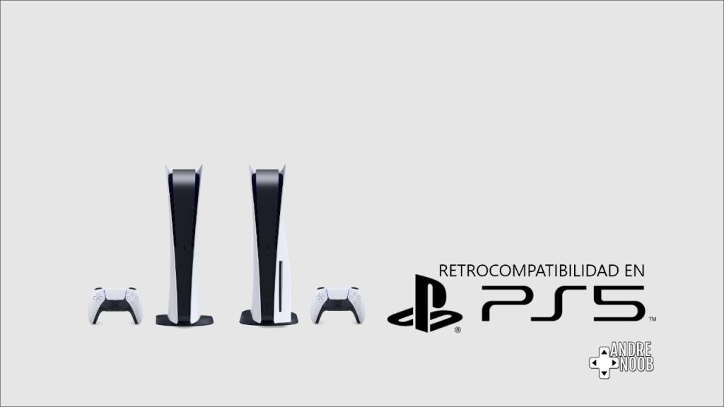 La retrocompatibilidad en PS5 estará disponible desde el primer día.