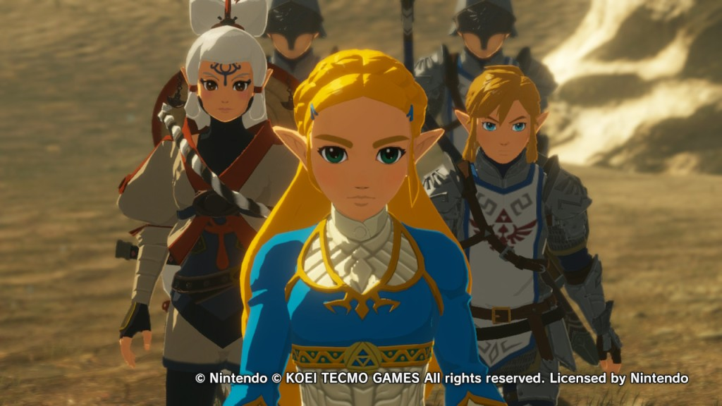 Hyrule Warrios: Age of Calamity