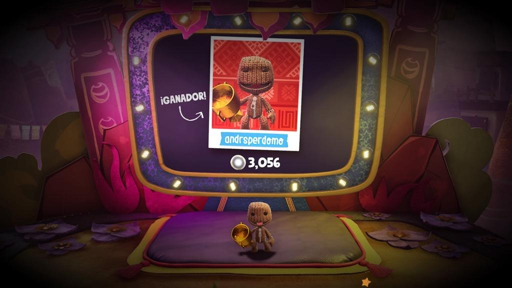 Sackboy™: La Gran Aventura