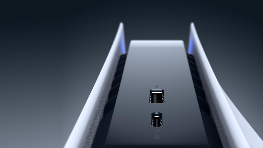 Así luce el PS5.