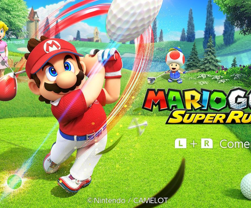 Mario Golf: Super Rush análisis