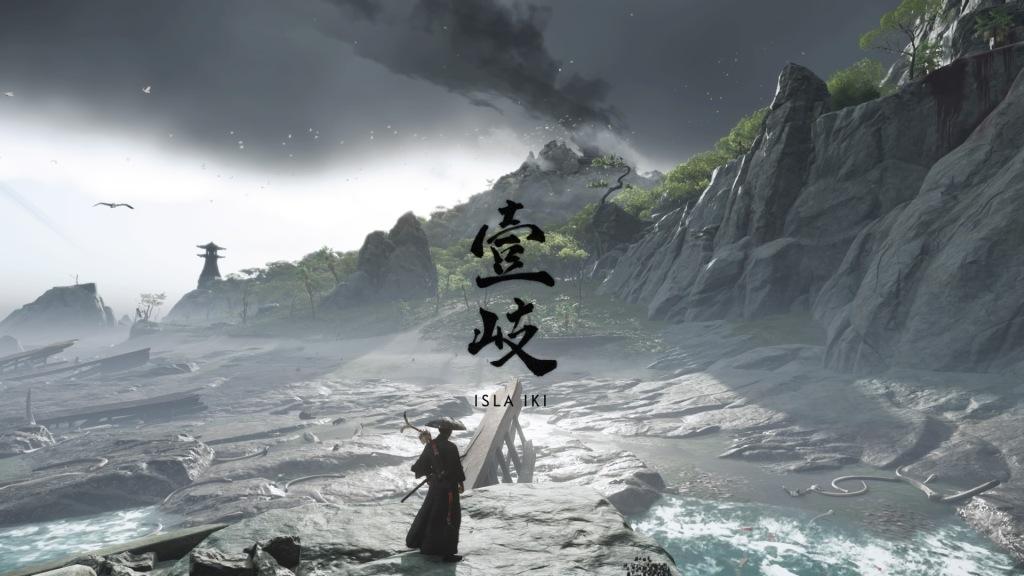 Cuando llegamos a la isla Iki en Ghost of Tsushima