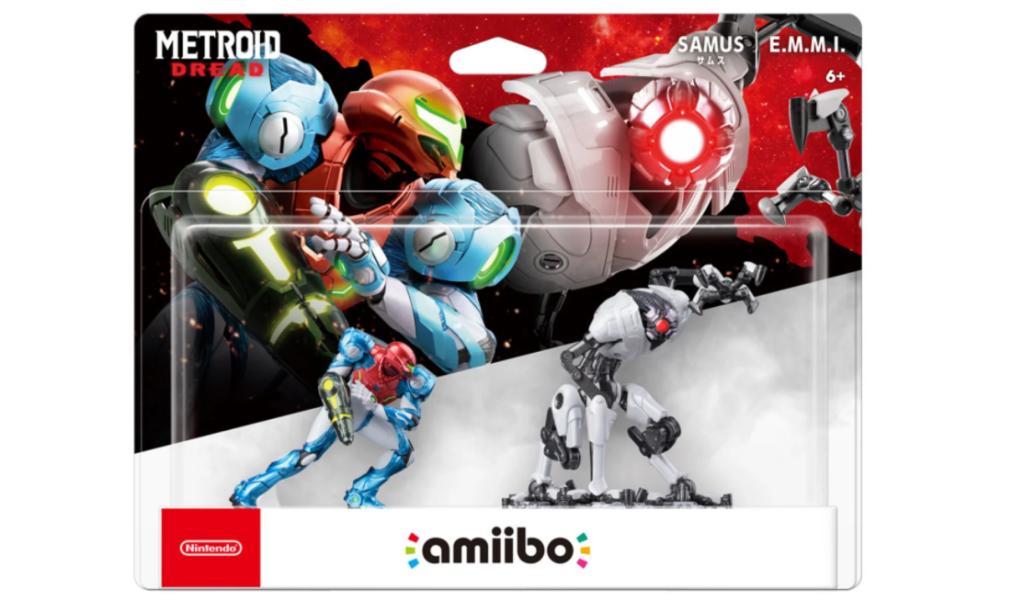 Así son los amiibos de Metroid Dread